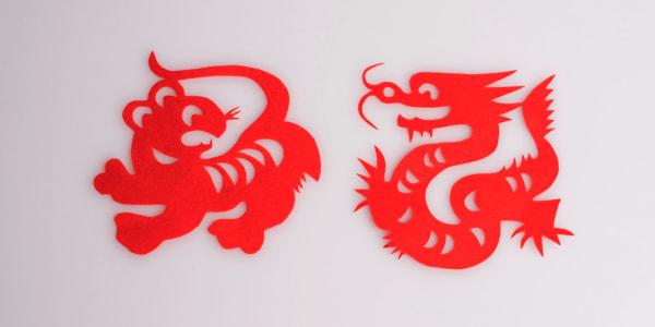 Pamats spēlēt Dragon Tiger tiešsaistē